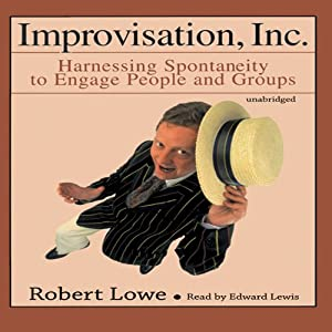 Improvisation, Inc. Audiobook