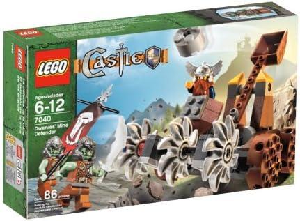 LEGO Castle Dwarves\' Mine Defender
