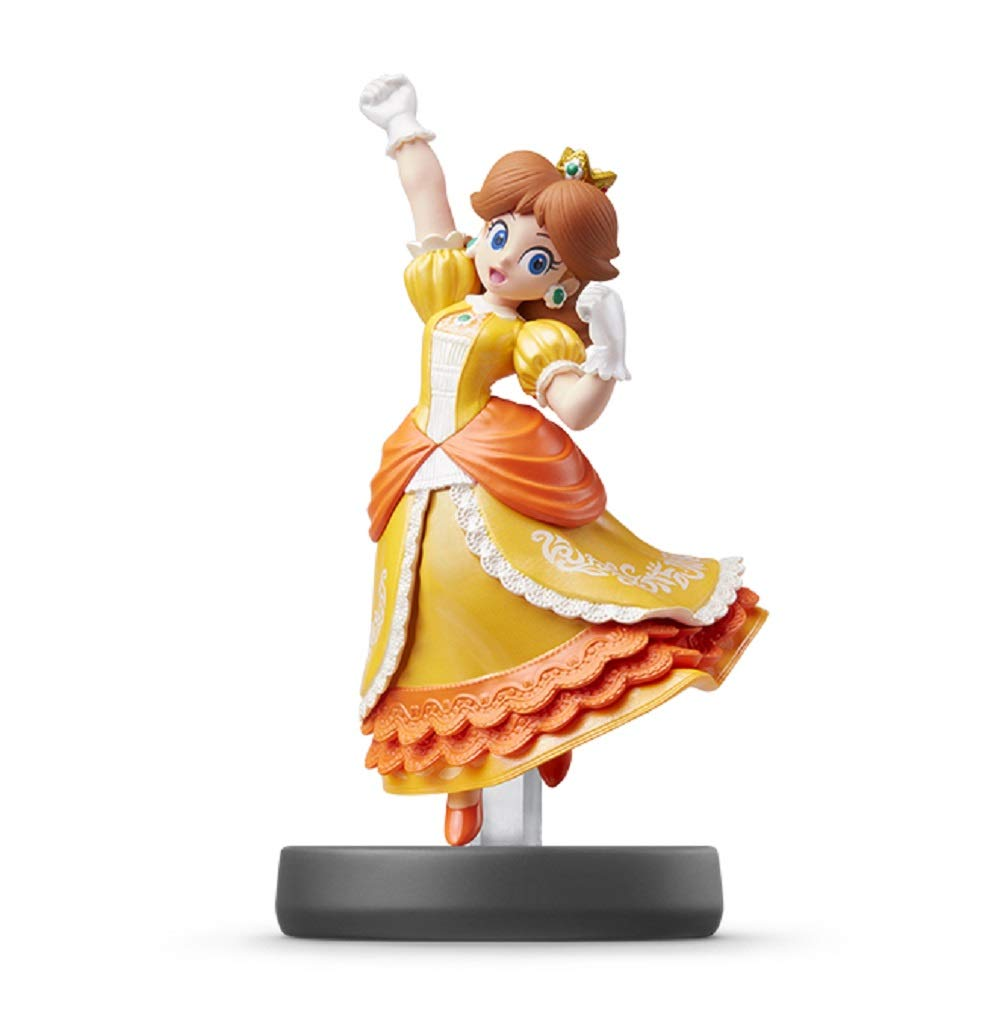 Nintendo Amiibo - Daisy (Ssbu) - Switch Japan Import