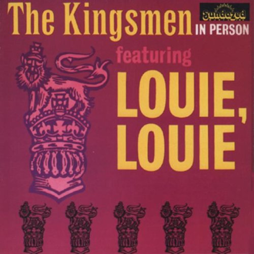 The Kingsmen in Person by Sundazed Music Inc.