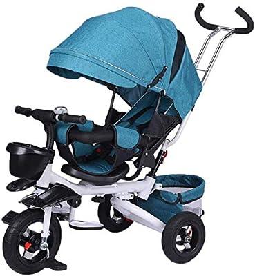 Pro-STR Triciclo for niños pequeños, niños Trike 1-3-5 años Primer ...