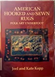 img - for American hooked and sewn rugs: Folk art underfoot Hardcover - 1975 book / textbook / text book