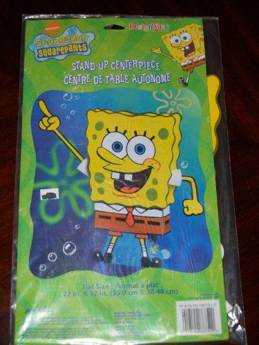 Spongebob Square Pants Stand Up Centerpiece ()