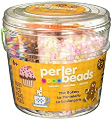 Perler Bakery Fuse Bead Bucket Craft Act...