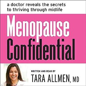 Menopause Confidential Audiobook