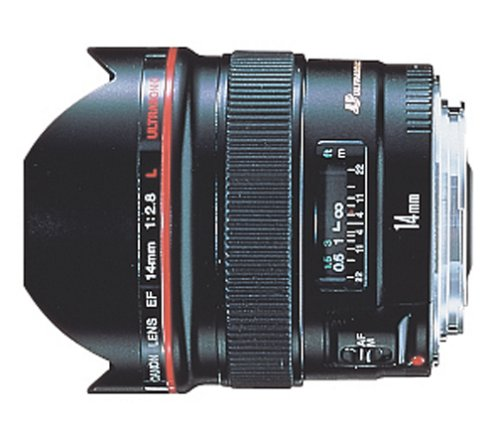 Canon EF 14mm f/2.8L USM Wide Angle Lens (Best Canon For Astrophotography)