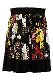 Dolce&Gabbana Women's Skirt Mini Short Black US Size 42 (US 30) F4A1JTHS1NUHNE37