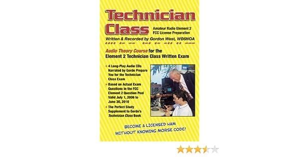 technician Amateur audio radio class