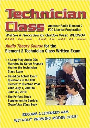 radio audio class Amateur technician