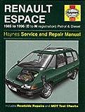 Renault Espace Service and Repair Manual (Haynes Service and Repair Manuals)