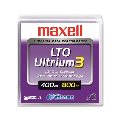 Data Cartridge MAXELL Ultrium LTO-3 800GB