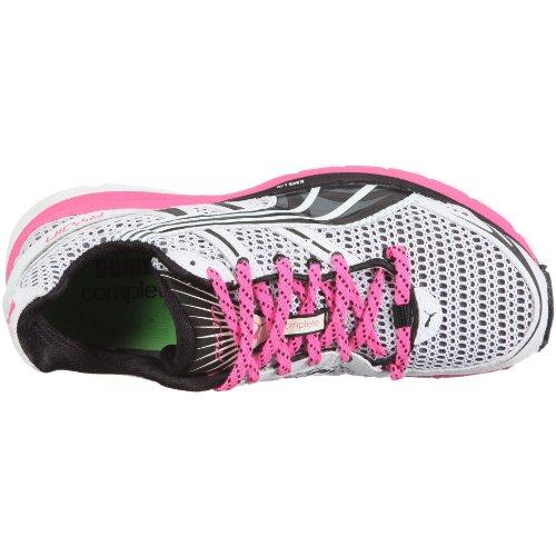 PUMA COMPLETE SLX RYJIN LT W 185250 Damen Sportschuhe - Running Rosa/White-Black-Fluo Pink