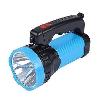 QAR Reflector Linterna LED 120 lúmenes Modo 3 Super Brillante ...