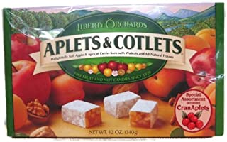 product image for Liberty Orchards Aplets and Cotlets 12oz (Pack of 2)