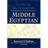 Concise Dictionary of Middle Egyptian