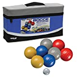 DMI Sports Vintage Bocce Ball Set, 90mm