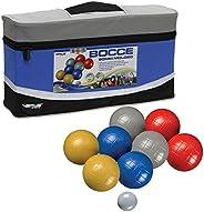 DMI Sports Vintage Bocce Ball Set, 90mm