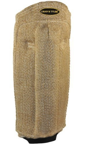 Dean and Tyler Leg Bite Sleeve with Bar, Jute Fits Both Legs