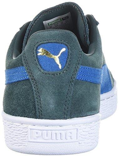 Femme green Baskets Puma Black black 1 Suede mykonos Gables Scarpa Classic Blue Taglia Verde aIIwSUq
