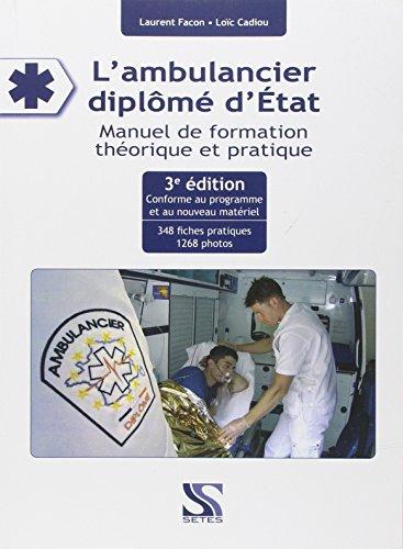 L'ambulancier diplôme d'état by (Paperback)