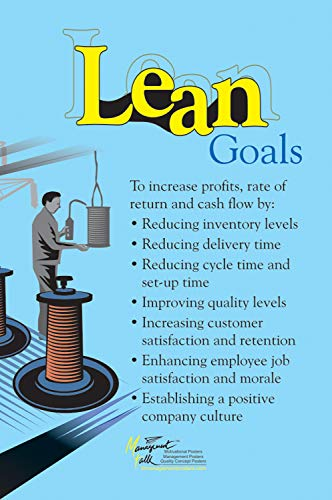 Lean Goals increase profits Reducing inventory levels Reduci