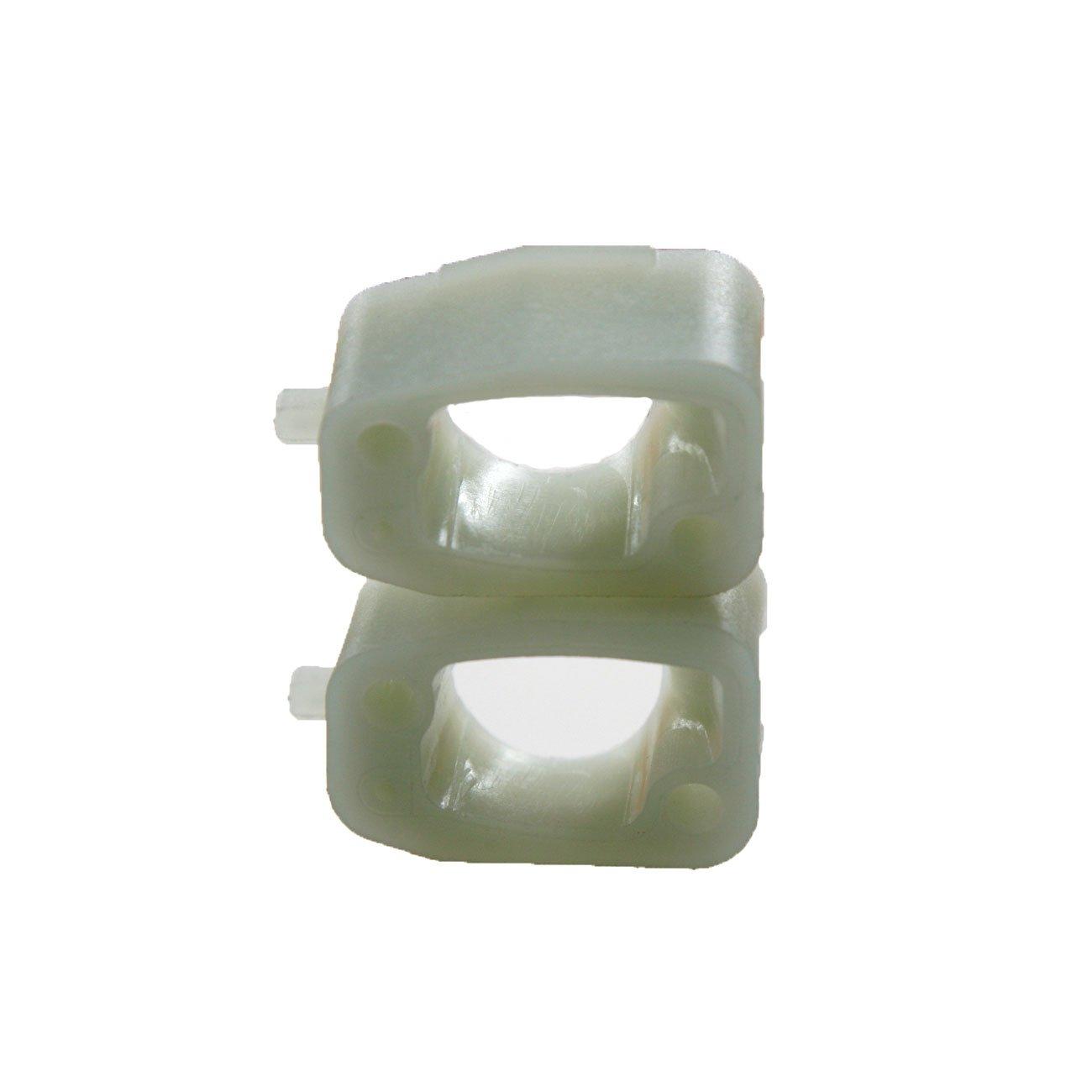 JRL 2X Intake manifold Spacer for Husqvarna 61 268 272 272xp 268xp NEW 501 80 66 02