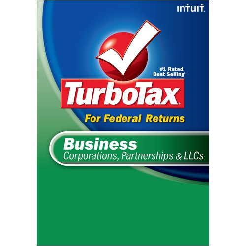 TurboTax Business + eFile 2008 (Old Version) [DOWNLOAD] by Intuit