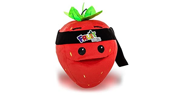 Amazon.com: Fruit Ninja Fresa peluche: Toys & Games