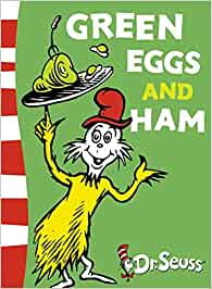 Green Eggs And Ham (Dr. Seuss - Green Back Book): Amazon