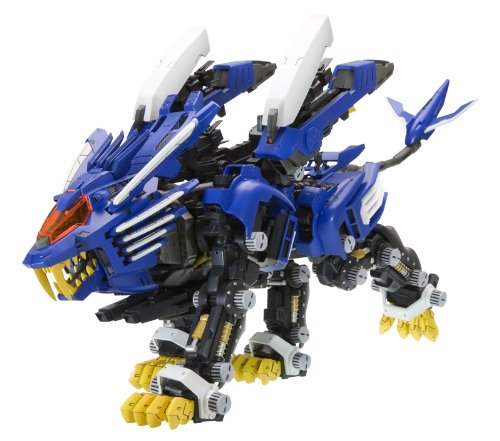 (Kotobukiya 1/72 Scale HMM Zoids RZ-028 Blade Liger AB Bang Ver Construction Kit (Limited Edition))