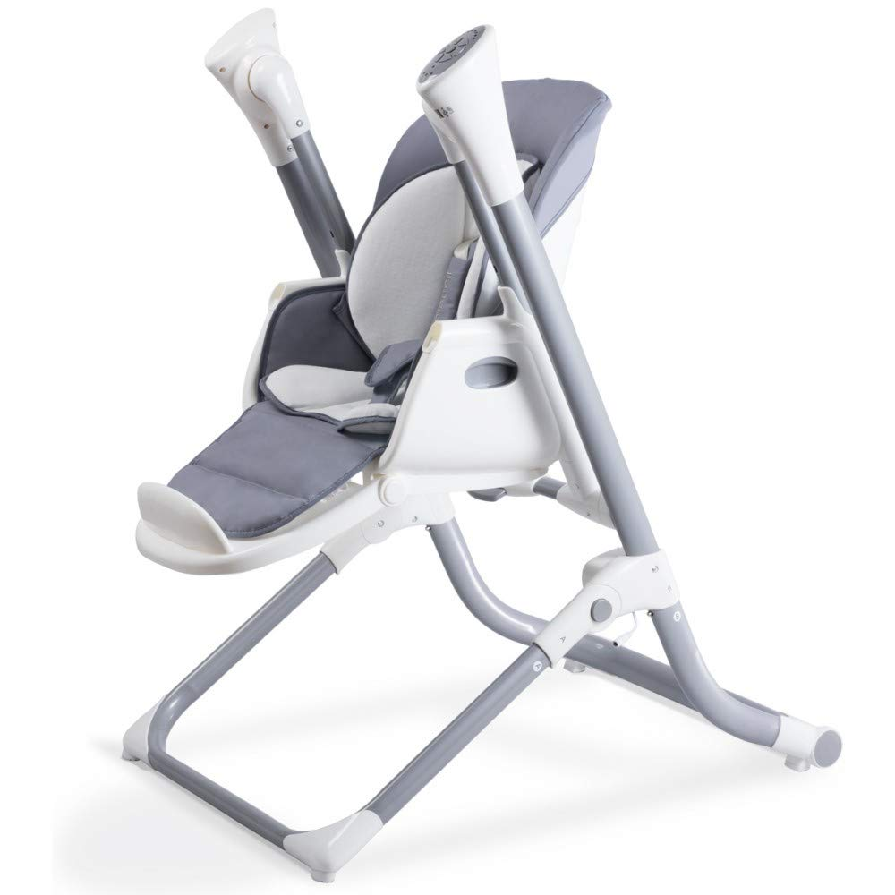 Grey Lionelo 5902581651952 Niles 2 in 1 Chair