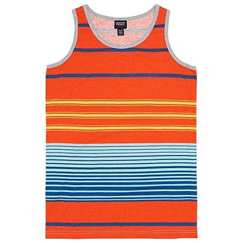 French Toast Boys Striped Tank product image