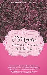 NIV, Mom's Devotional Bible, Hardcover