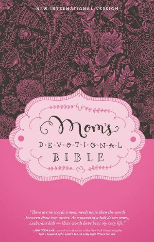 NIV Moms Devotional Bible Hardcover product image