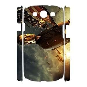 Cheap 3D Samsung Galaxy S3 I9300 Case, London Has Fallen quote New Fashion Phone Case