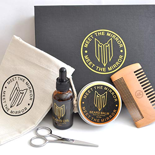 Beard oil kit-beard