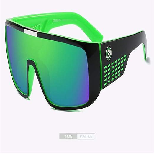 Yangjing-hl Gafas de Sol Dragon Gafas de Sol Masculinas ...