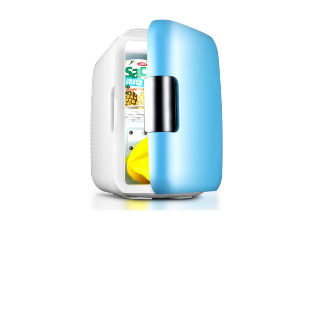 車のミニ冷蔵庫,小さなホーム デュアル冷凍ミニ寮車両用デュアル世界単一 二重扉のミニ冷蔵庫-C  C B07D9LHLY1