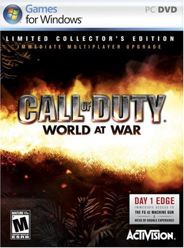 51Q7bmWKLJL - Call-of-Duty-World-at-War-Collectors-Edition-PC