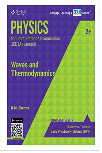 Physics For Joint Entrance Examination Jee Advanced Waves And