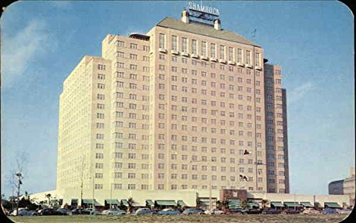 - The Shamrock Hotel Houston, Texas Original Vintage Postcard