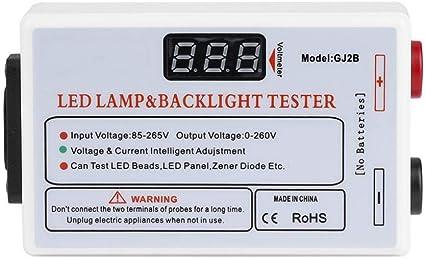LED LCD TV Backlight Tester per Retroilluminazione Riparazione  Uscita 0-260V