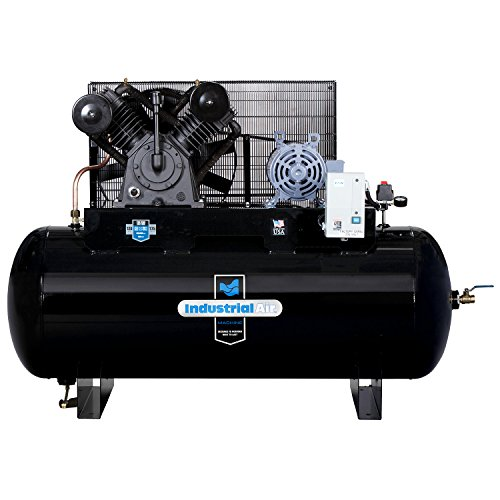 Industrial Air IH9919910 10-HP 120-Gallon Two-Stage Air Comp