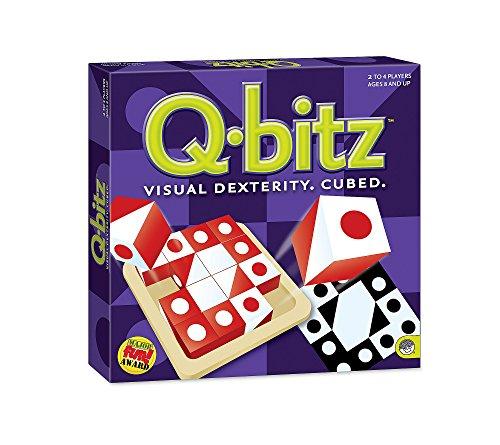 MindWare Q-Bitz Dice Puzzle Game