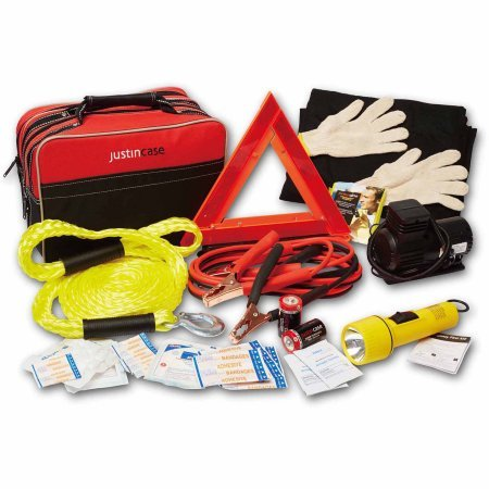 justincase auto safety kit - 2