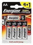 Photo : Energizer Max alkaline AA/LR6 4-blister [EN-E300112500]