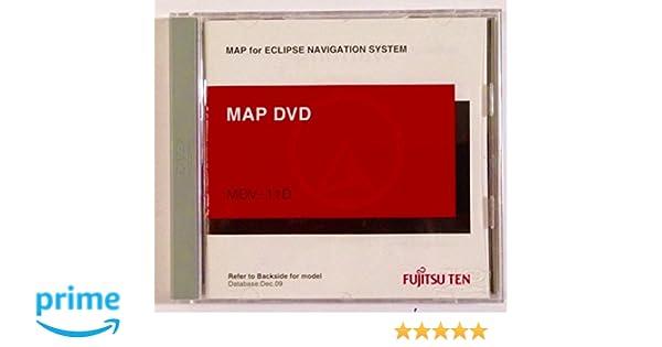 amazon com mdv 11d eclipse navigation update dvd version 2 5 disc rh amazon com Eclipse Map Disc Eclipse AVN5435