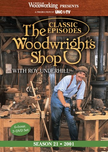 Classic Episodes, The Woodwright's Shop (Season 21) by Popular Woodworking