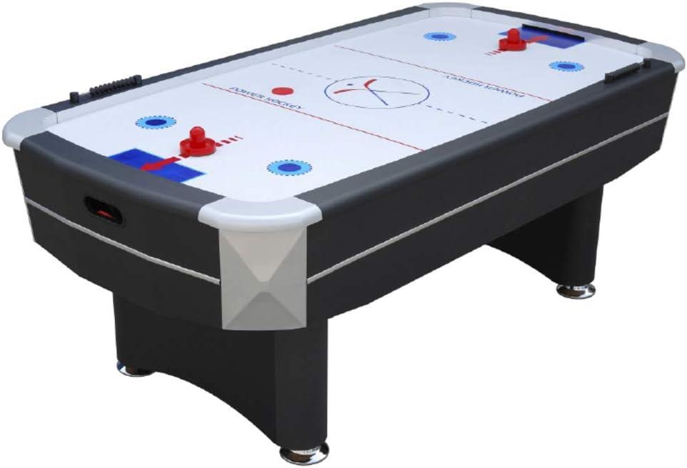 Devessport - Airhockey Deluxe - Acabados en Acero Cromado - Fácil ...