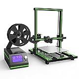 MagicD High Performance ANET E10 Pre-Assembled, Desktop 3D Printer, Print PLA, ABS Filament